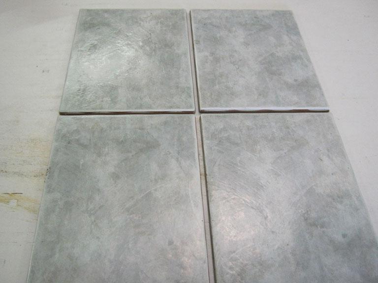 0003-Santiago Grå meleret Gulv og væg - 25x33,3cm 100 m²