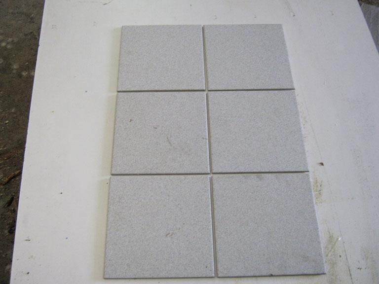 0037-Sphinx Lys grå meleret Gulvflise - 20x20cm 12 m²- Kr.75/m²
