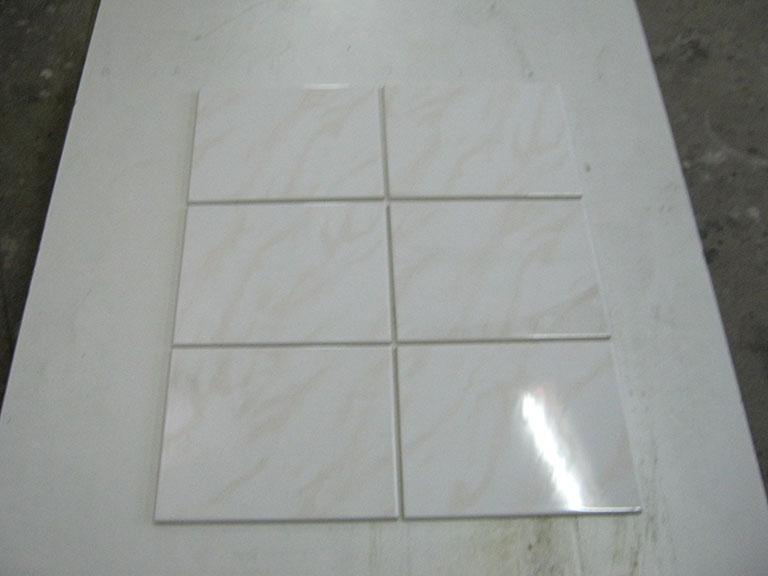 0053-Wall verde Lys brun meleret Væg/gulv flise - 20x20cm 20 m² - Kr.75/m²