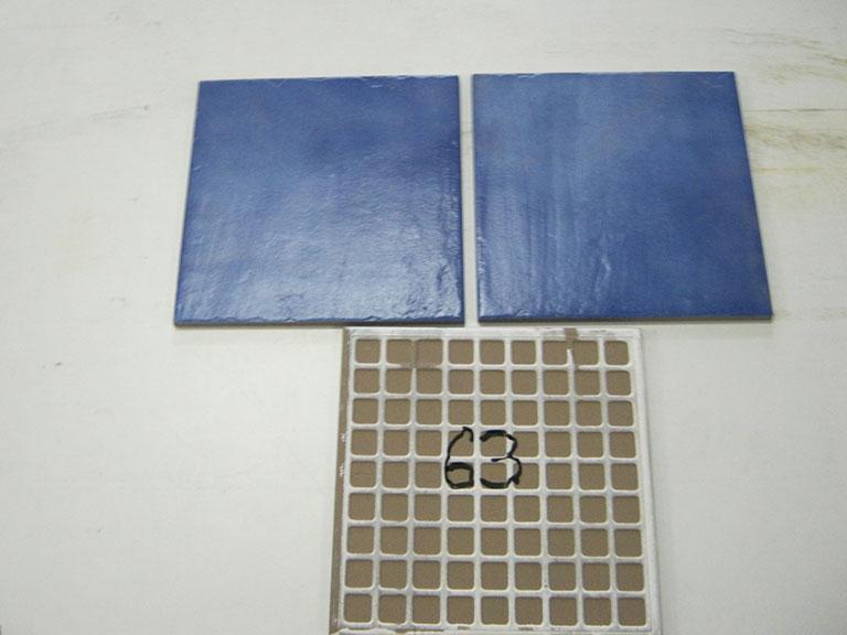 0063-Al Co Caramiche Blå Gulvflise - 25x25cn - 80 m²
