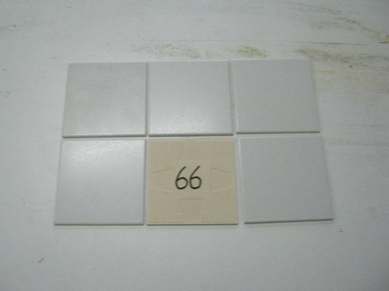 0066-Sphinx Lys grå Vægflise - 15x15cm 36 m² - Kr.50/m²
