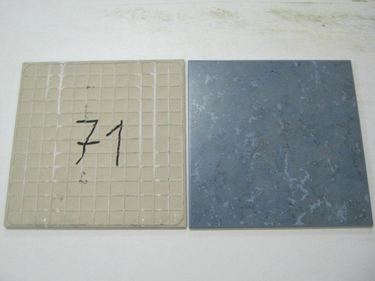 0071-Sphinx Stålblå Gulvflise - 30x30cm 12 m² - Bem: Passer sammen med 0072