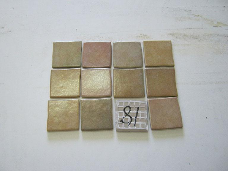 0081-Wandtegels Hvid Vægflise - 15x15cm 150 m² - Kr.30/m²
