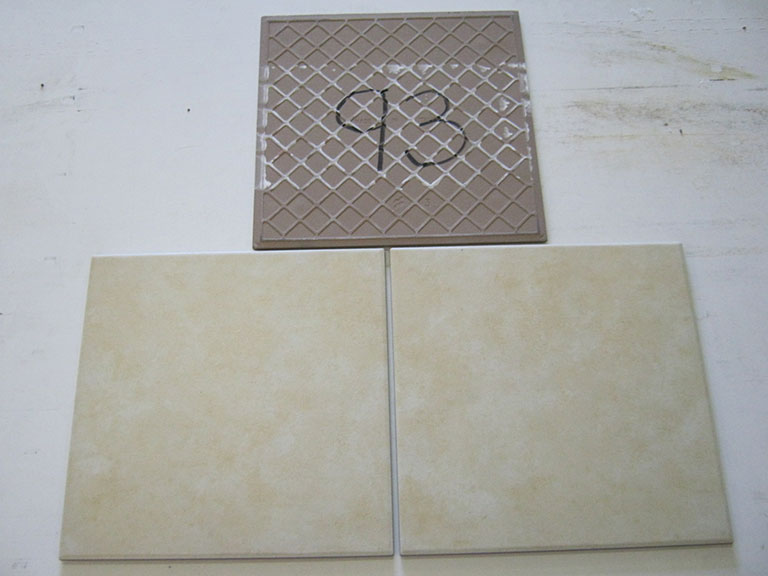 0093-Ragina Lys brige Gulvflise - 30x30cm 8,5 m² - Kr.600 i alt