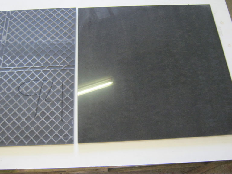 0094-Floor Gres Sort blank 60x60cm 7 m² - Kr.700 i alt