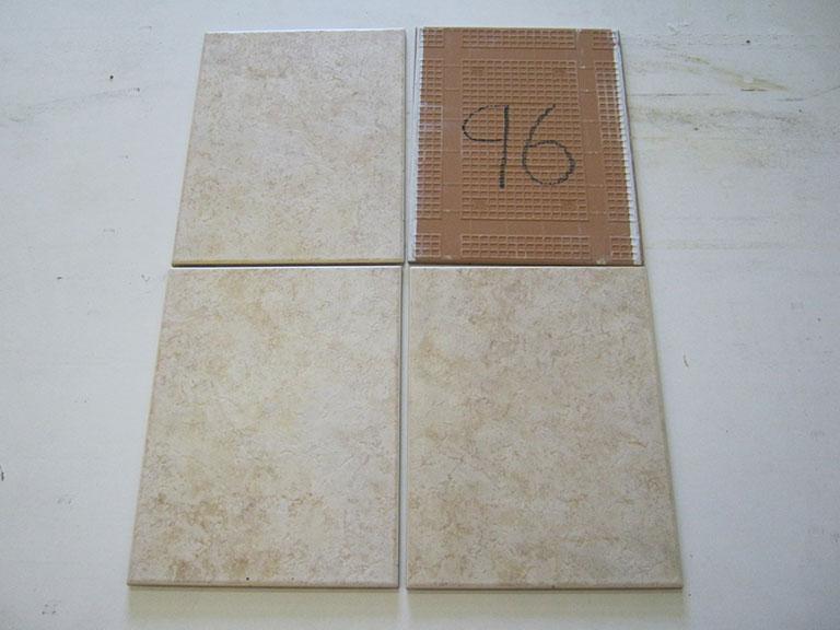 0096-Rivesto Lys brige meleret Vægflise - 25x33cm 20 m² - Kr.100/m²