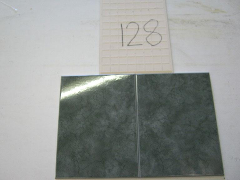 0128 Blågrøn meleret Væg flise - 25x33cm 12 m² - Kr.75/ m²