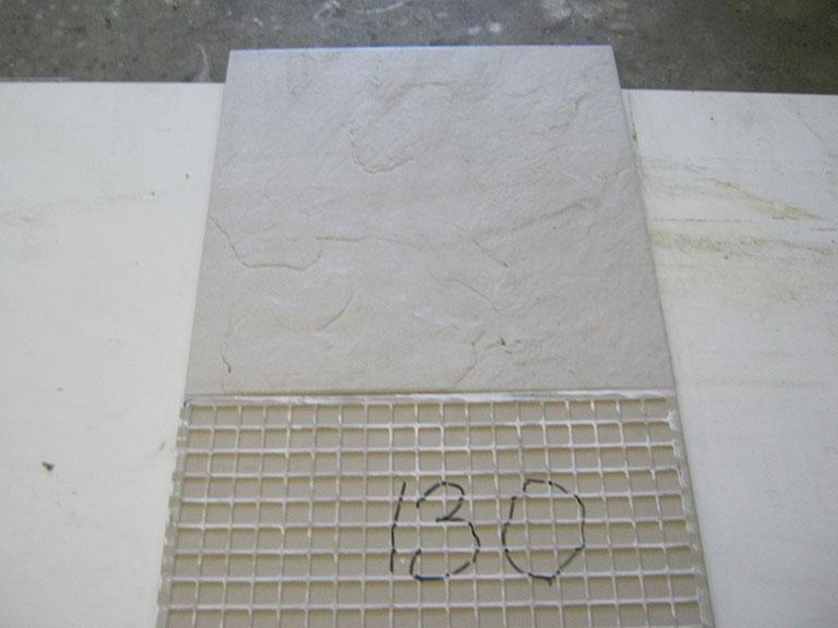0130-Ragino Grå meleret Gulv flise - 50x50cm 7,5 m² - Kr.100/m²