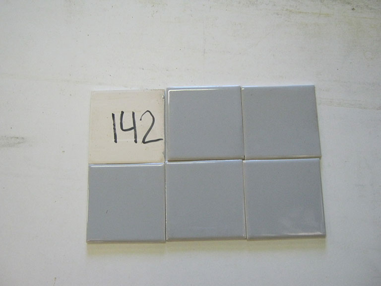 0142-Boizenburg Grå blank Væg flise - UDSOLGT