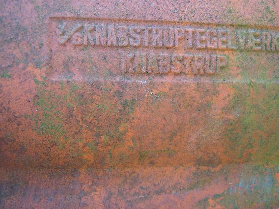 0003 Knapstrup Fals Rød Tegl