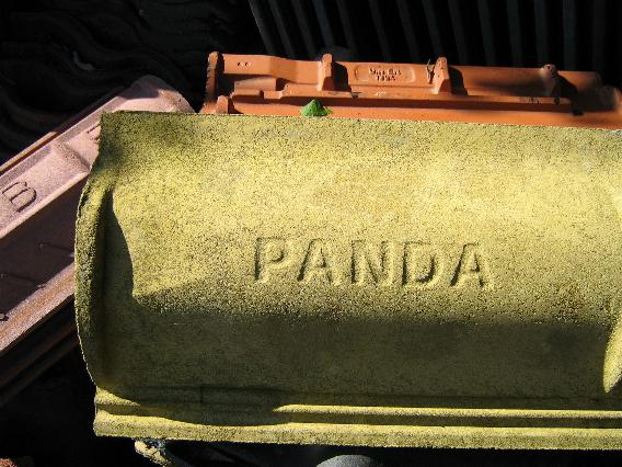 0010 Panda Gul Beton Tagsten