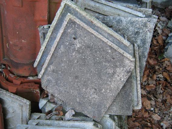 0020 Diagonal cement tagsten